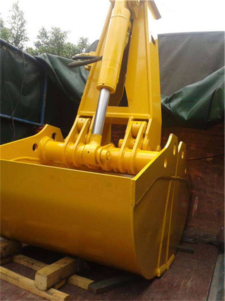 Hydraulic Clamshell Bucket for 5T-40T excavator / excavator bucket