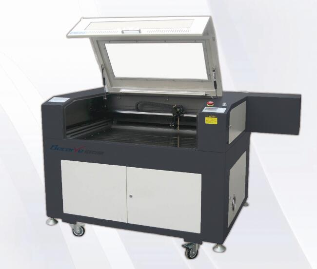 becarve 6090 co2 laser cutting machine for acrylic