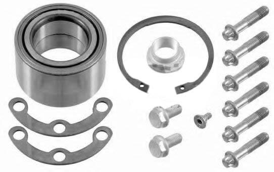 automotive wheel hub bearing kits