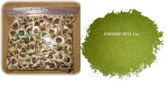 Moringa Seed and Leaf Powder for Sale