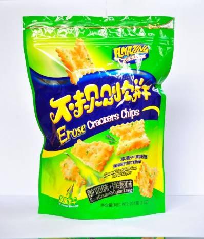Erose Cracker ( Yoghourt& Onion flavor)