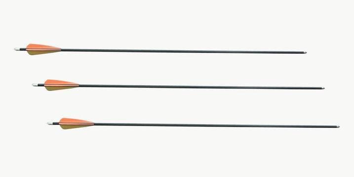 A820 archery hunting arrow