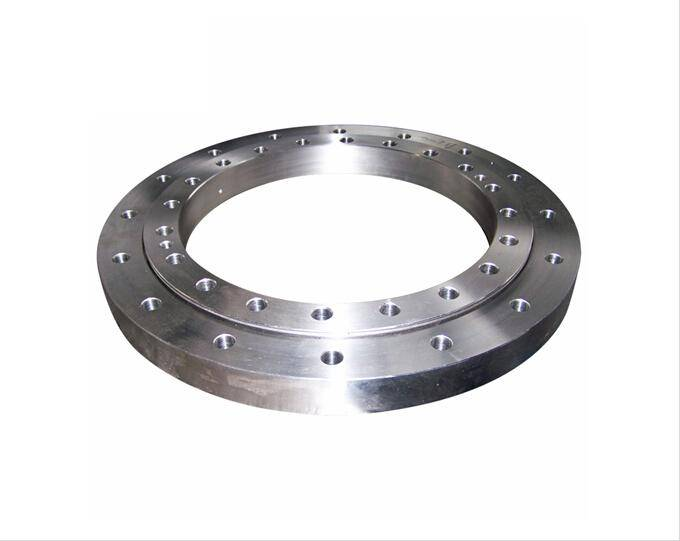 Mobile tower crane slew bearing , XBR swing bearing , slewing gears , bal rotary turntable bearing