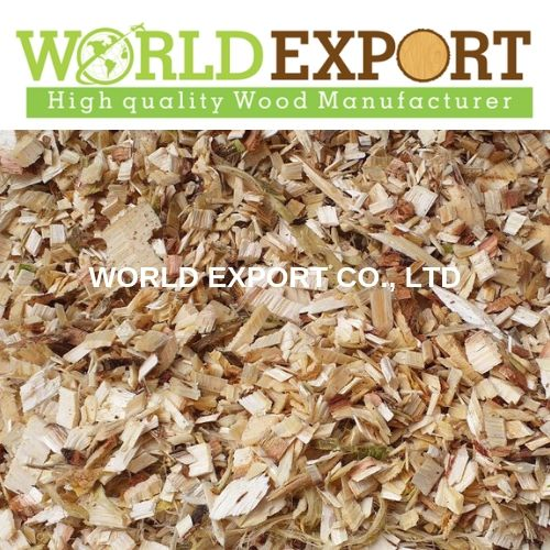Wood Chip Produced From Acacia
