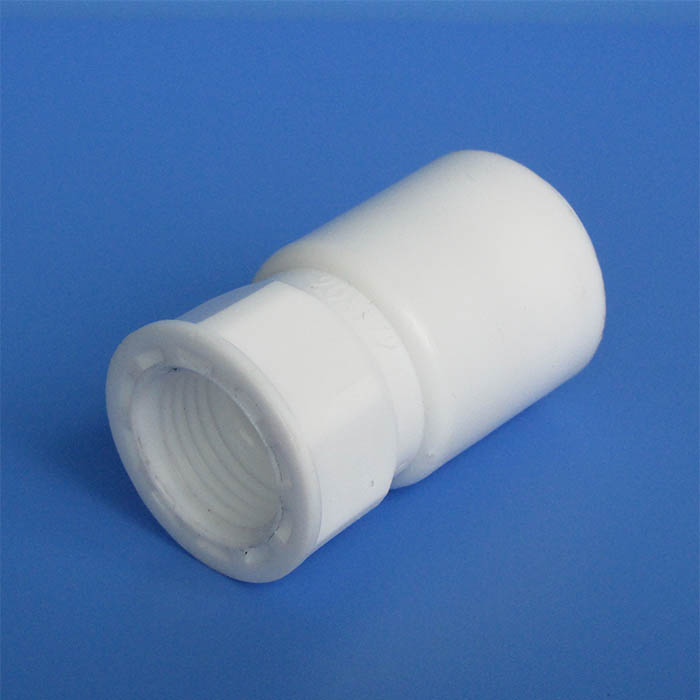 "1/2"" 3/4"" POM plastic thread female coupling, push in fittings"