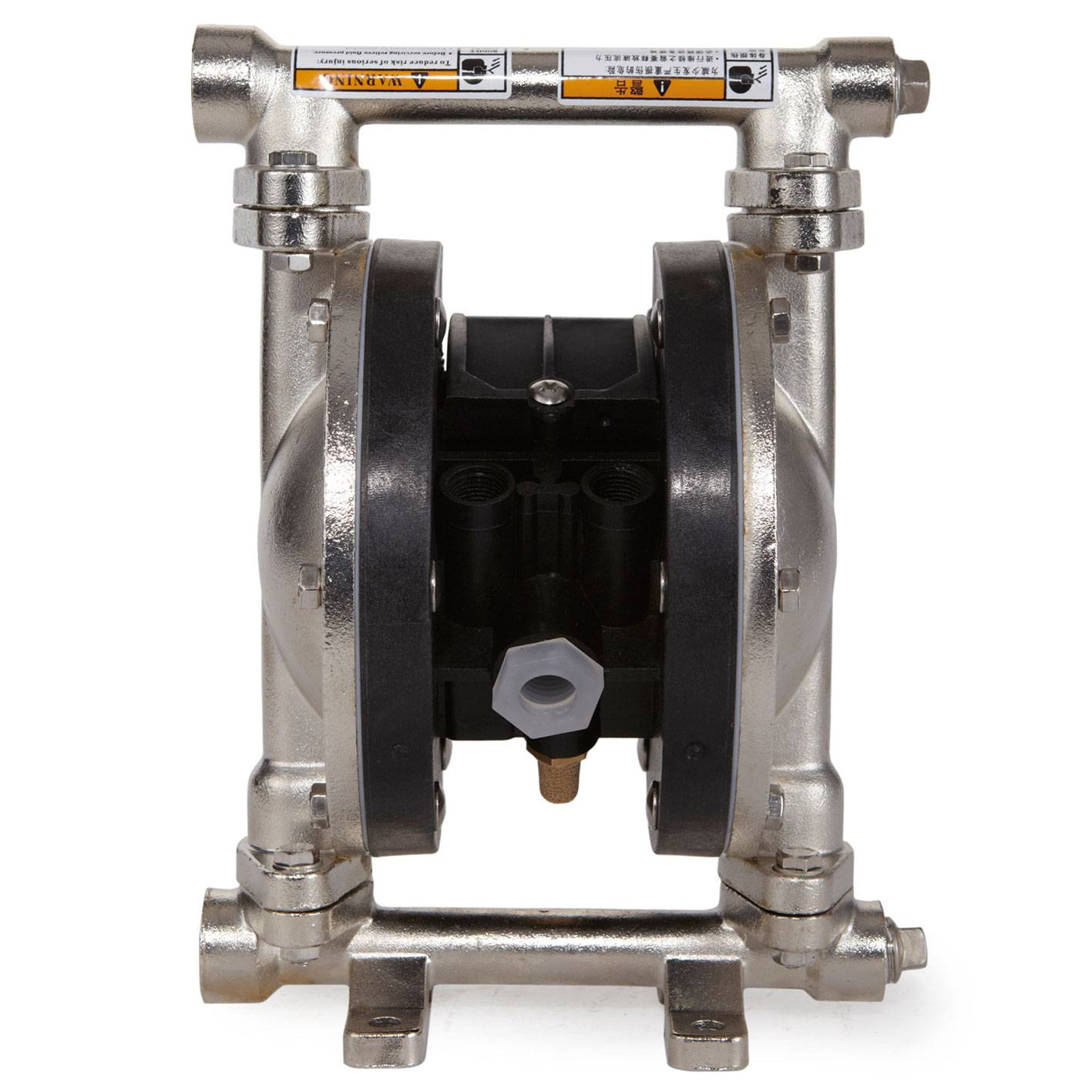QBY3- 10/15 Stainless Steel Air Operated Diaphragm Pump