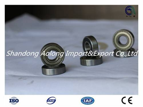 Hot sell high precise deep groove ball bearing 603