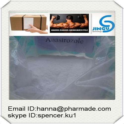Anastrozole (Arimidex) CAS120511-73-1 steroid hormone powder