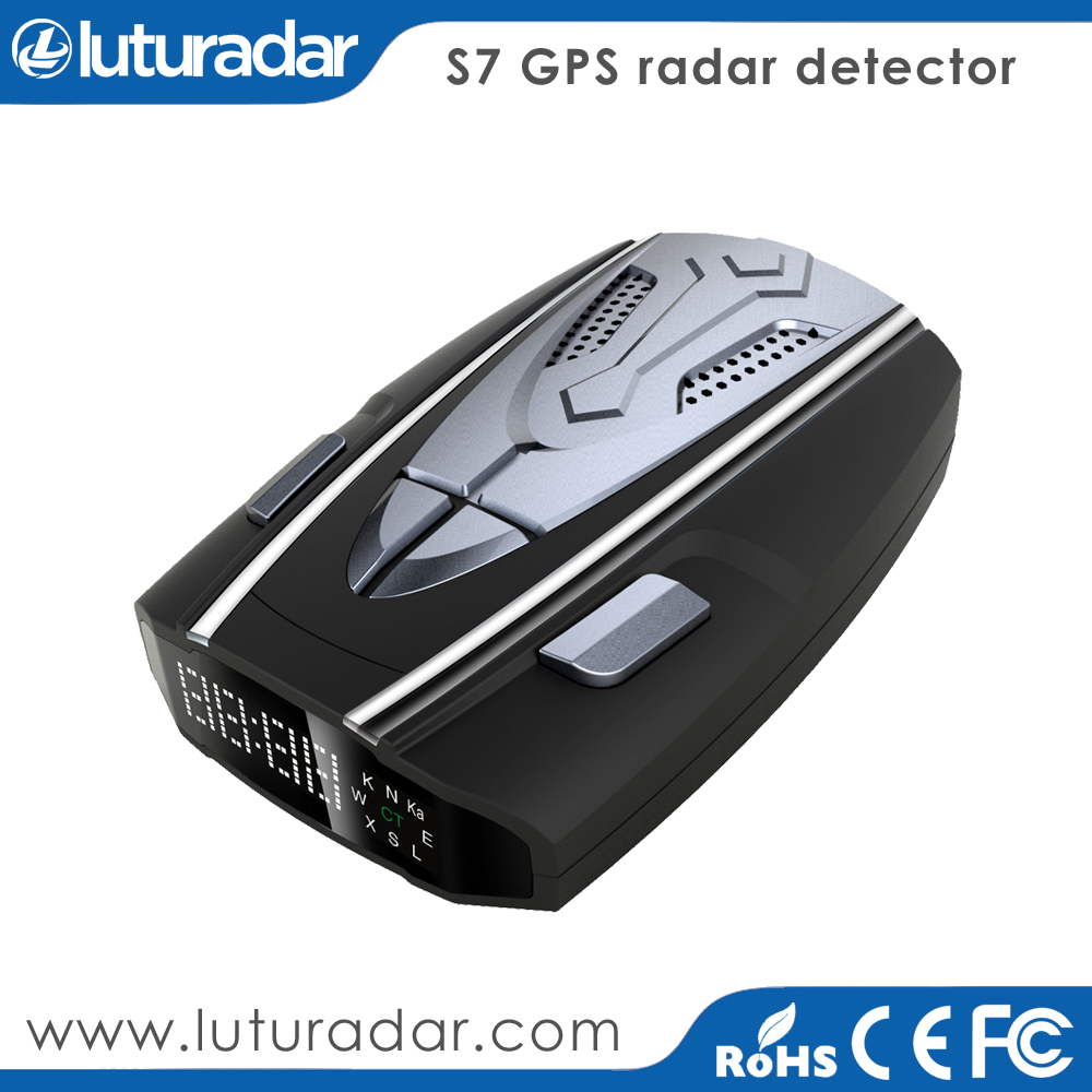 360 degree X K Ka Laser Strelka CT full band anti police speed gun radar detector with intermal GPS