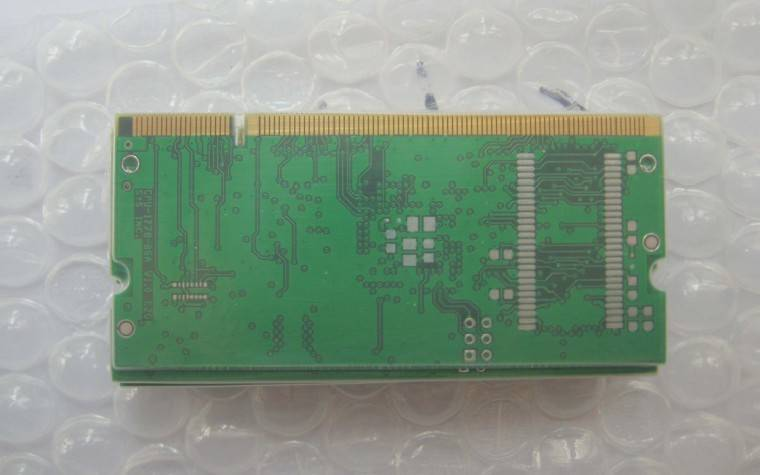 electroplate Gold finger PCB