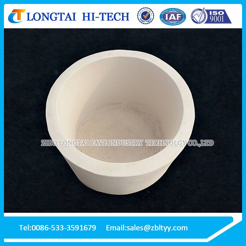 Wholesale Cheap Big Refractory Clay Crucible Pots for Melting Glass