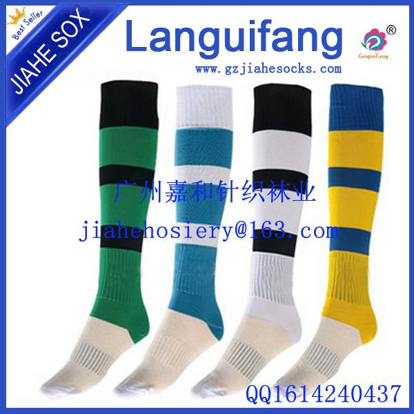 custom new design children Boys youth football sock