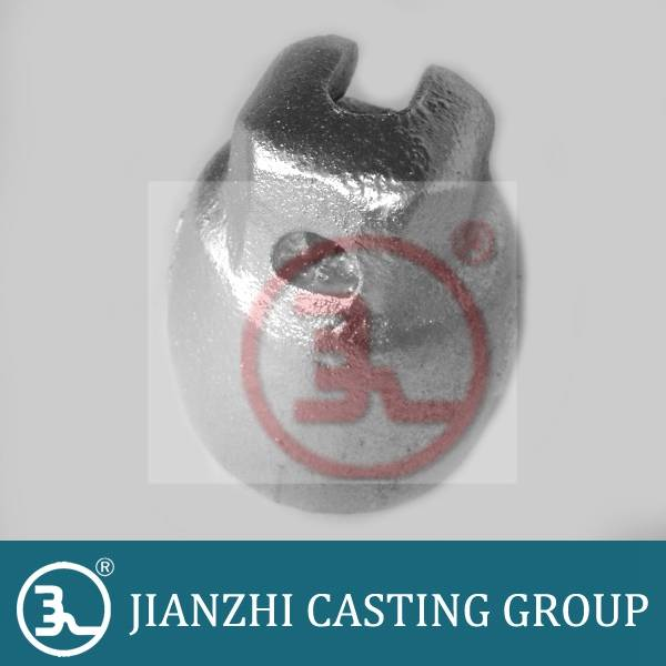 Professional China Manufacturer ANSI ductile iron cast insulator cap for glassf