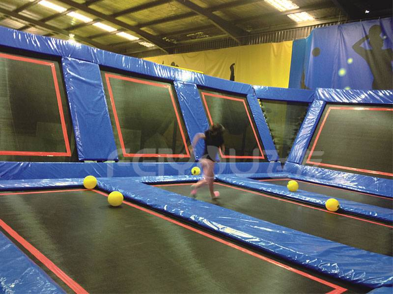 The Adult Trampoline Floor Park Fitness Price For Sale FY827702