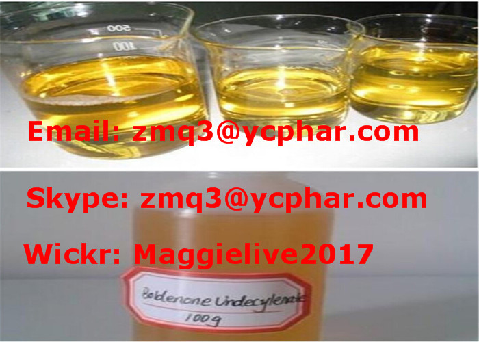 Fitness Steroid Pharmaceutical Boldenone Undecylenate EQ