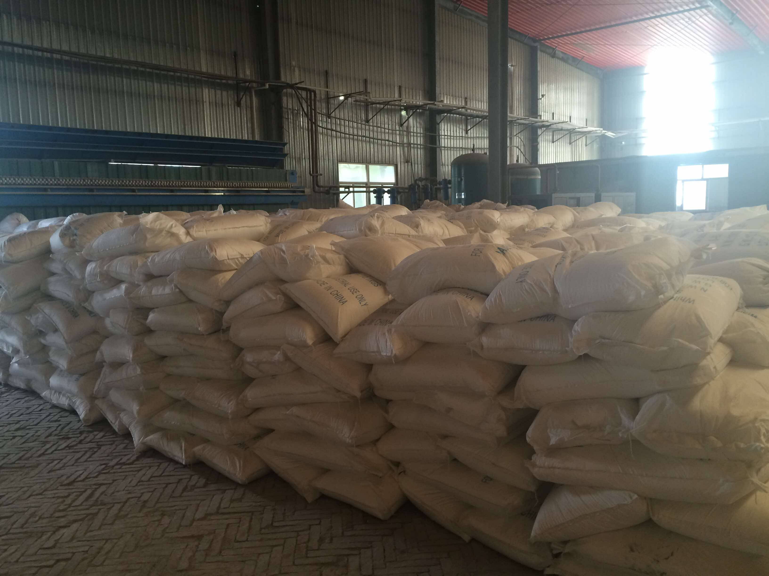 Industrial matting agent silicon dioxide