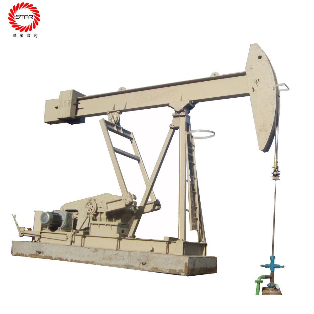 API 11E Standard Conventional Factory Supply Oil Beam Pumping Unit