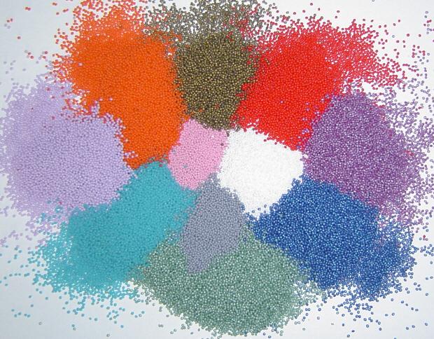 PVC Caviar Beads - Samhan Co., Ltd.