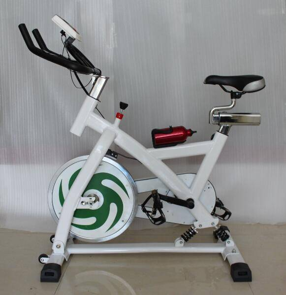 Ultra-quiet Spinning Bike With Magnetic Control For Home Exercise