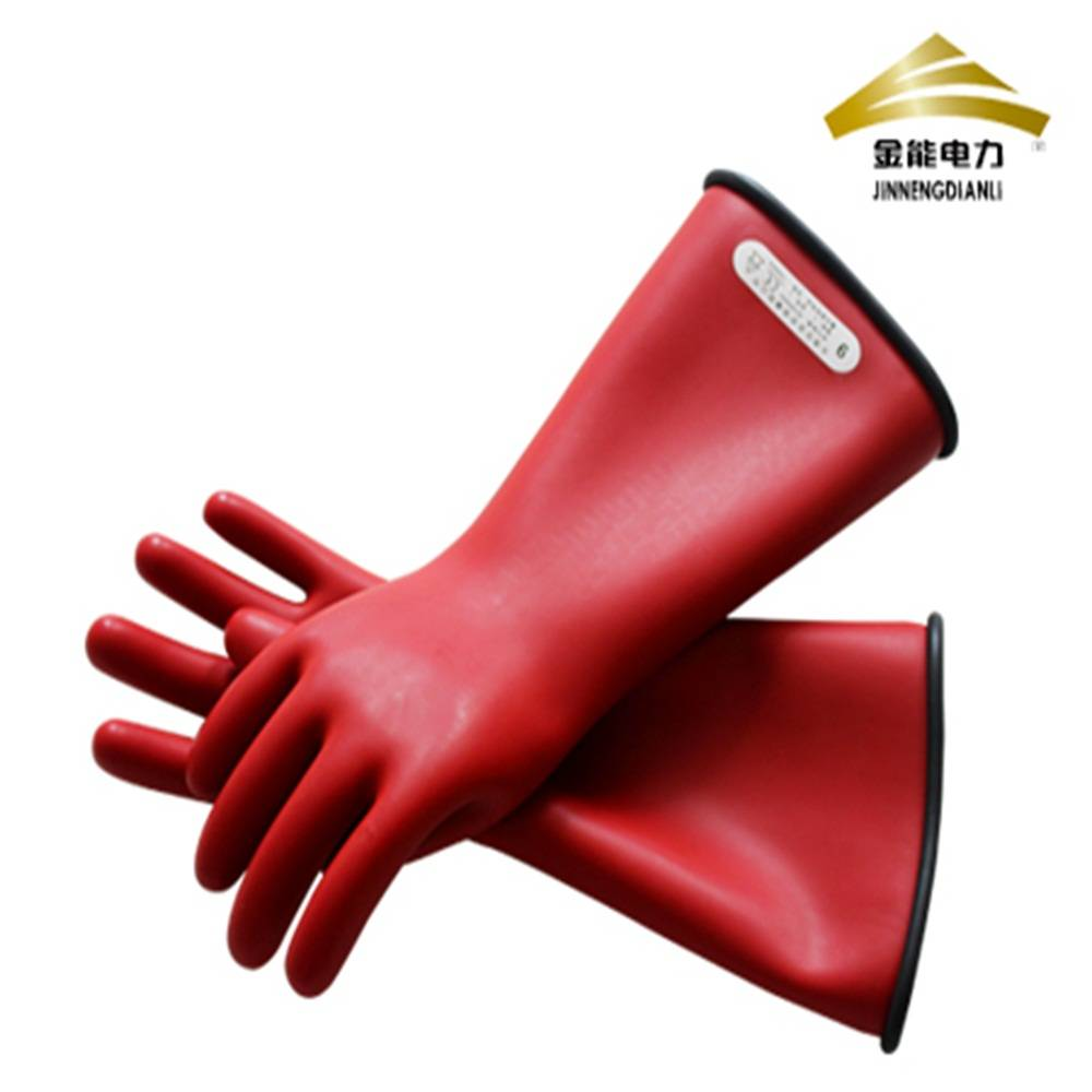 industrial leather safety hand gloves