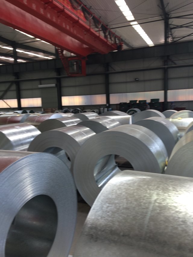 galvalume steel coil for roof sheeting