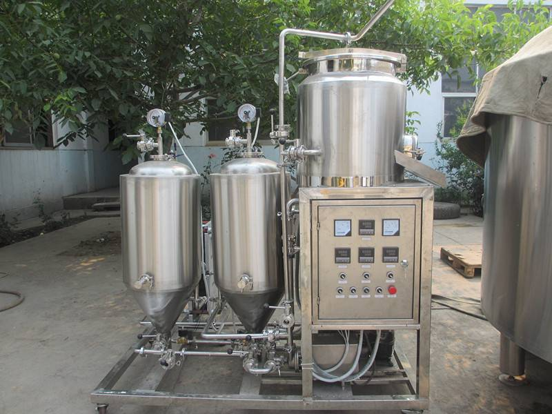 New Condition and CE Certification micro beer brewing equipment