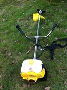 411 grass trimmer 40.2cc brush cutter /grass cutter