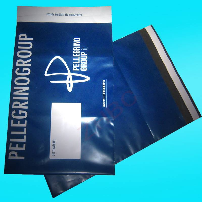 plastic mail bag wholesale