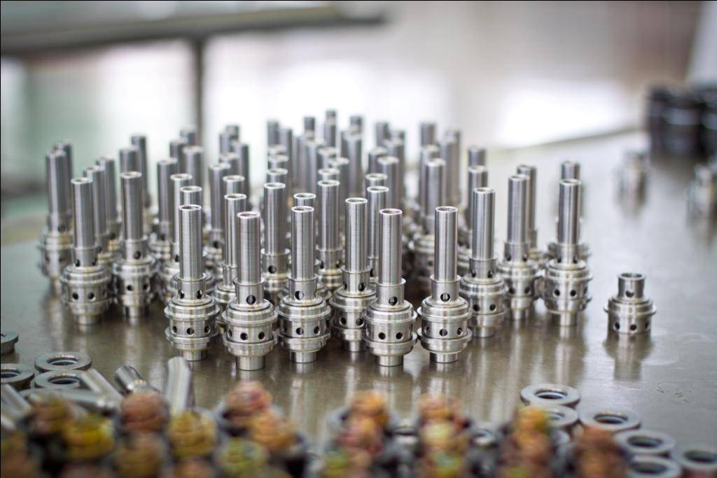 Precision Components Production