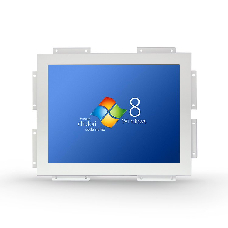touch screens open frame
