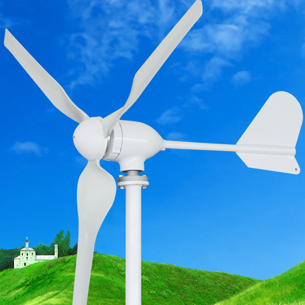 400W/500W Horizontal M3-Wind turbine