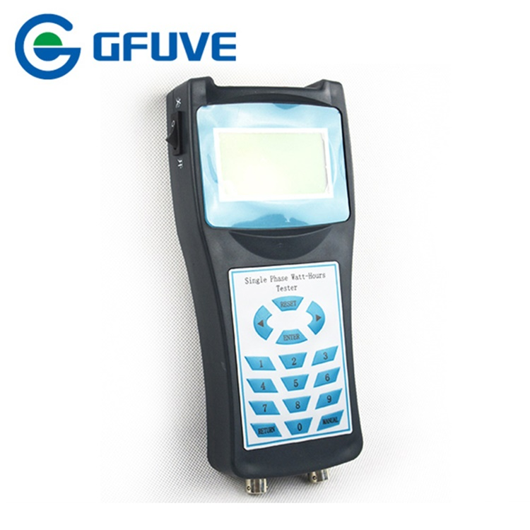 GF112 Portable Single Phase Standard Meter