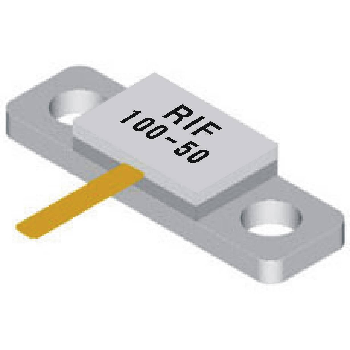 Supply rf microwave communication load resistance with microwave resistance piece power resistor