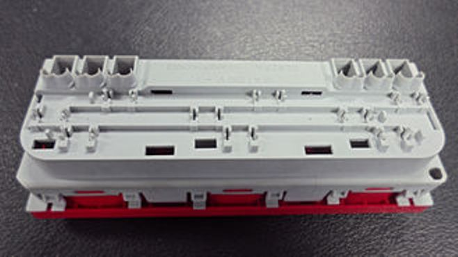 Electronic Mold - Plastic Injection Molding Tooling Boitier Pour Bloc 3 Prise 250v Electronic Mould