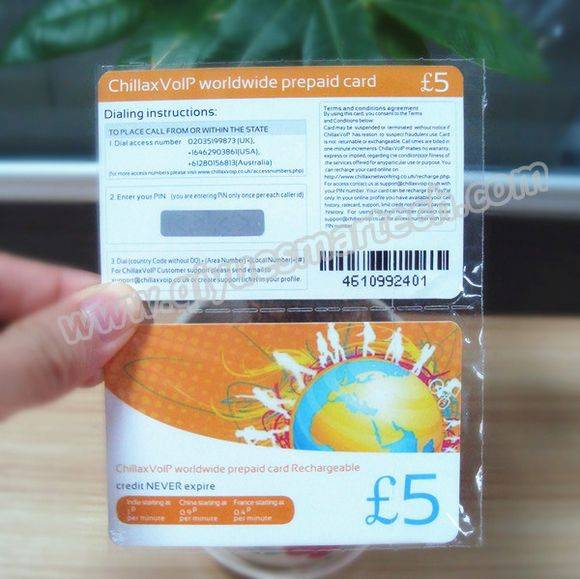 Prepaid Scratch Cards, Phone Cards, Calling Cards
