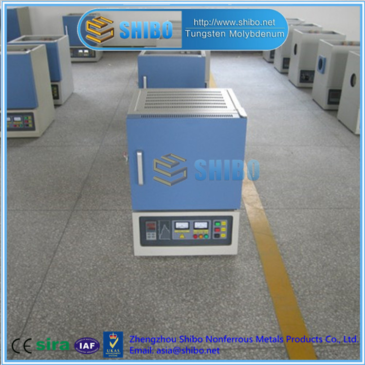 Factory Supply High temperature Muffle furnace with China Best Quality
