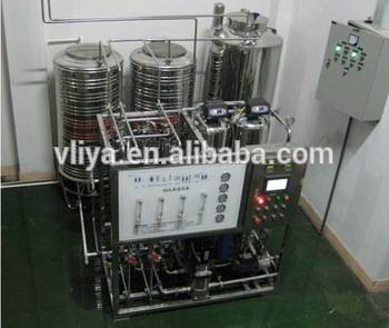 Vliya Containerized pharmaceutical Water treatment machine
