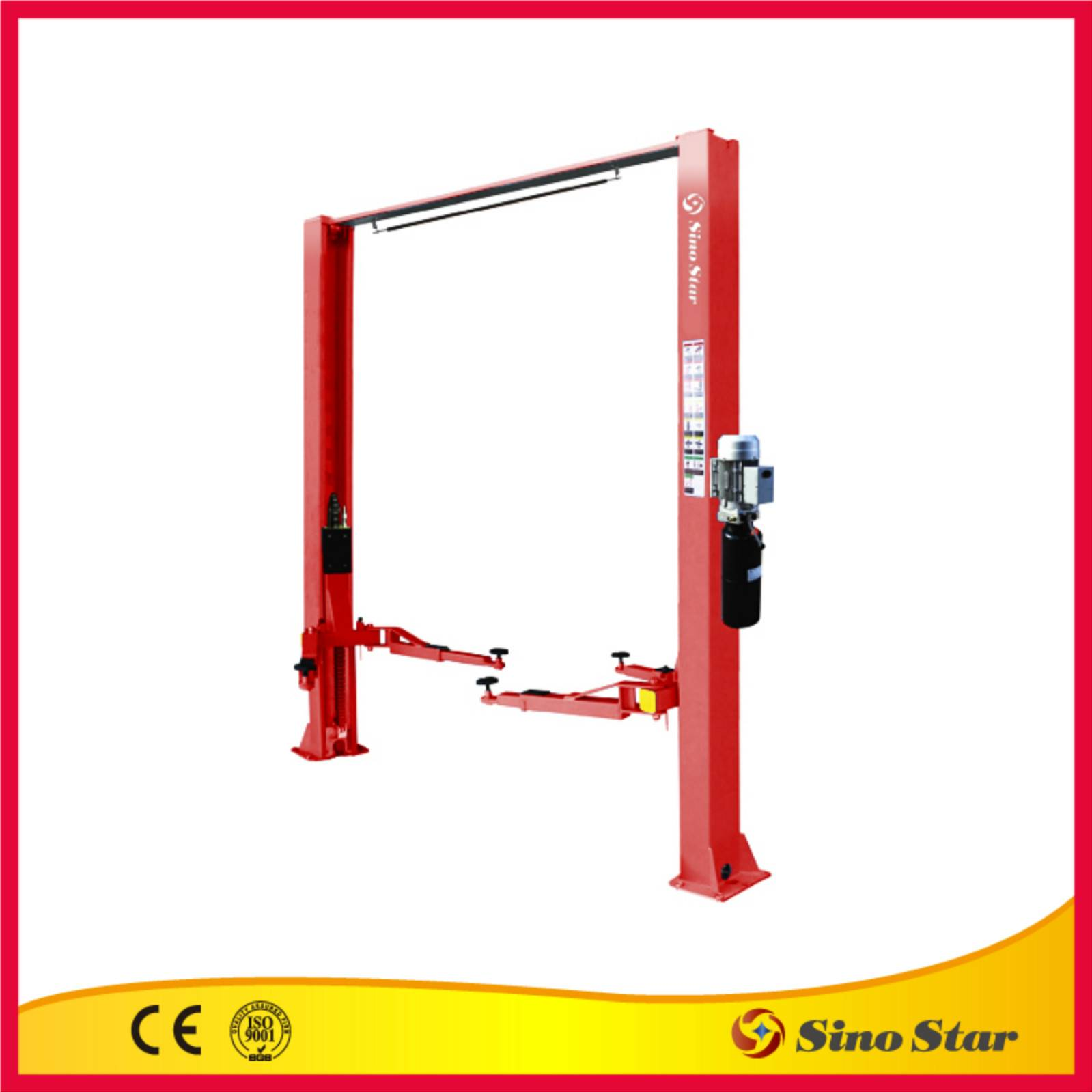 Two post car lift(SS-CLB-40)