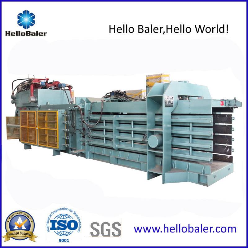 Automatic Waste Paper Baler HFA6-8-I (CE)