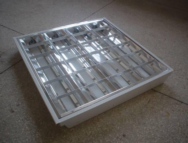 Economic type light steel lighting fixture 14W*3