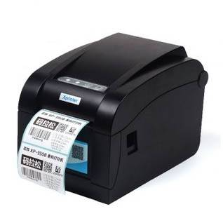 Factory Price 80mm Thermal Printer Barcode Thermal Printer Label Barcode Printer USB+Serial+LAN Inte