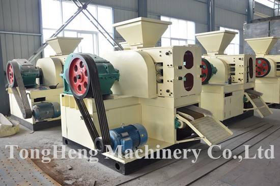 Briquette machine/briquette making machine for coal, charcoal, iron powder,