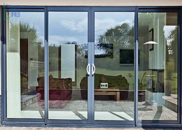 Sliding-W103 Aluminium Alloy Sliding Windows and Doors of CE ISO9001 standard