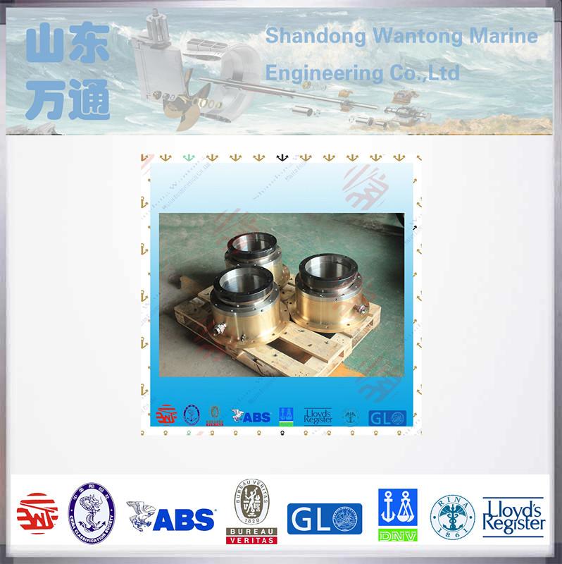 Naval Oil Lubrication Sealing Apparatus/ Oil Seal (WTY Type Sealing)