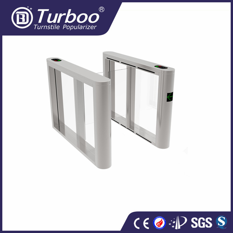 Turboo B302:Swing barrier gate , turnstile with access control system