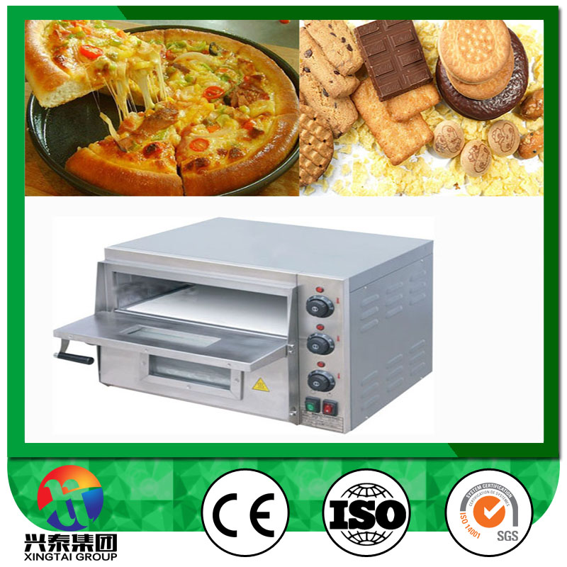 Durable coated gas pizza oven/arabic bread oven price
