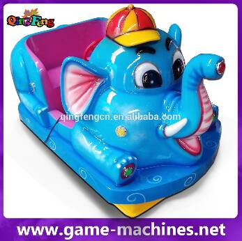 Qingfeng game machine expert coin operated kids race car game machine