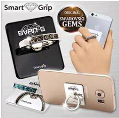 SMART GRIP SS COLOR Digital gorgeous Accessory for all smartphone / iphone6/6+ Galaxy 5s/6s/6 Edge