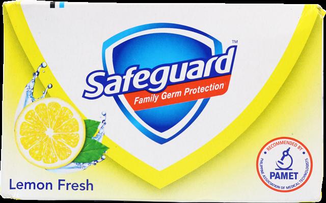 SAFEGUARD SOAP LEMON FRESH 135G
