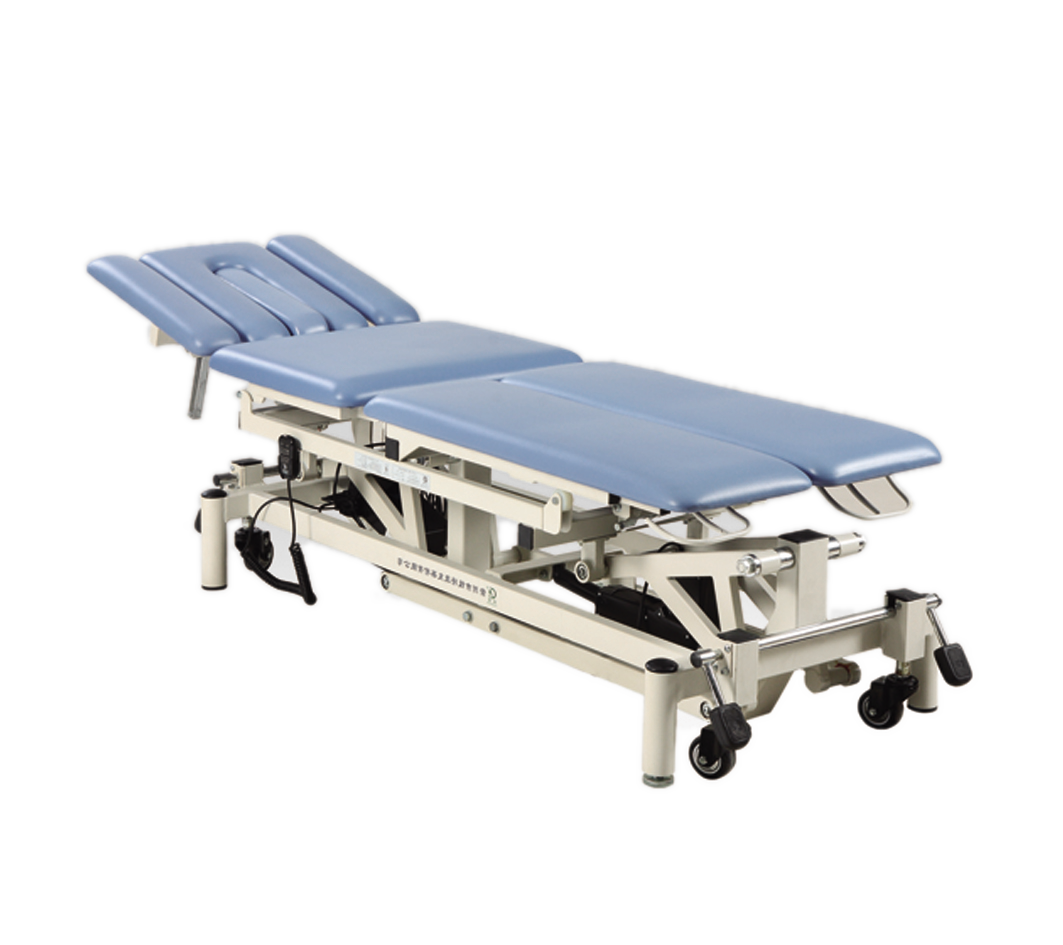 B-DZC-02 Therapy and Examination Treatment Table with 6 Section